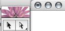 A dirty document in Adobe Illustrator
